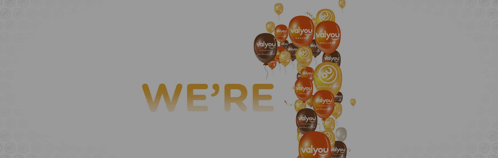 Valyou Supermarkets Celebrate First Year Anniversary