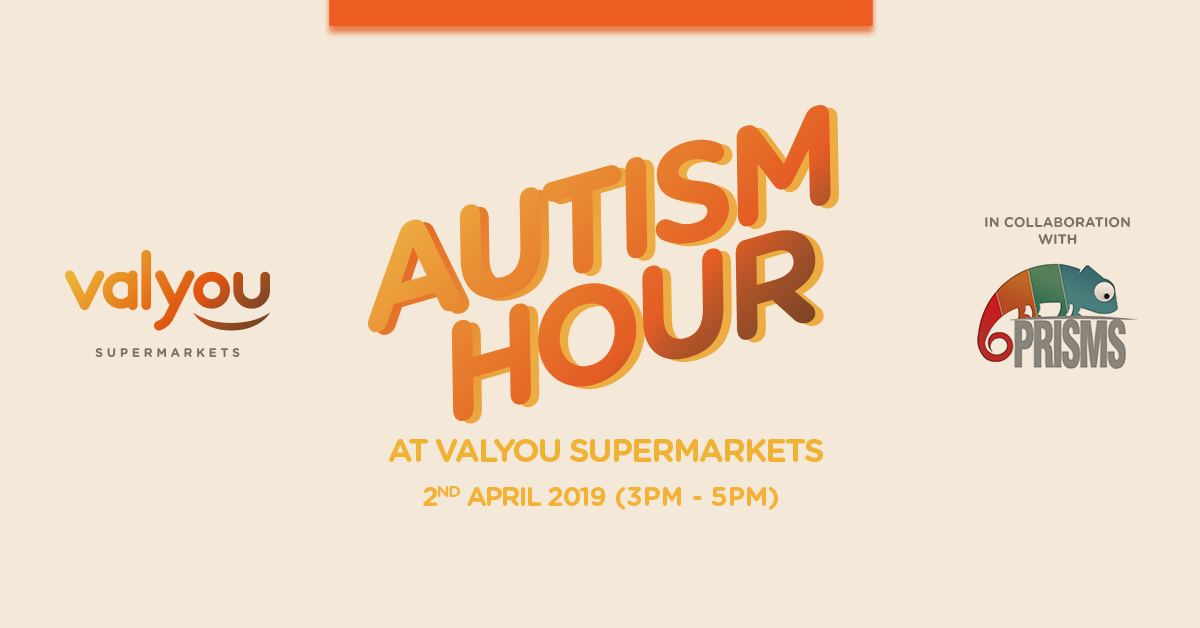 Autism Hour at Valyou Supermarkets