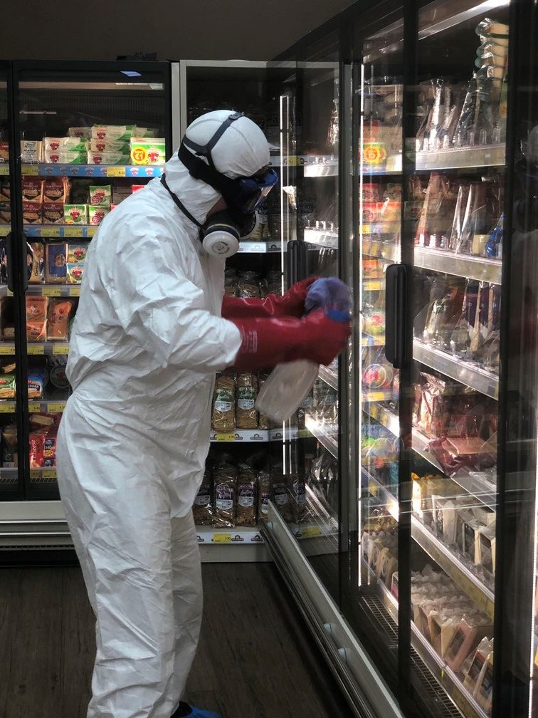 Valyou Warehouse in Naxxar sanitised after storekeeper infected with coronavirus